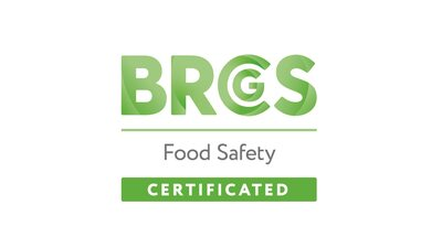 "CAPOL certified with a BRC Food ""AA"" Rating"